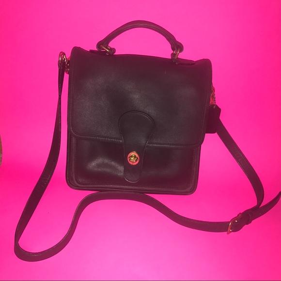 Coach Handbags - Authentic Vintage Coach Cross-body Handbag